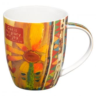 MUG 352 Kopp - God Is My Glory And Joy